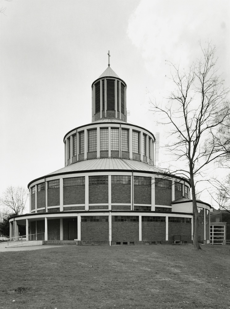 Otto Bartning, Auferstehungskirche, Essen, 1930