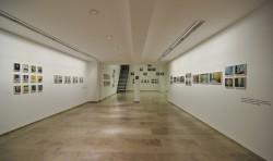 Ausstellungsansicht, Gruppenausstellung, Heimat auf Zeit, 2009