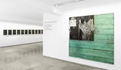 Ausstellungsansicht, Gruppenausstellung, Zwischen Himmel und Erde, 2011