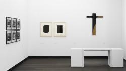 Ausstellungsansicht, Gruppenausstellung, Kunst als Provokation, 2012