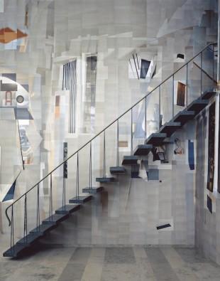 Ausstellungsansicht, Katharina Gaenssler, Ephemer, 2010
