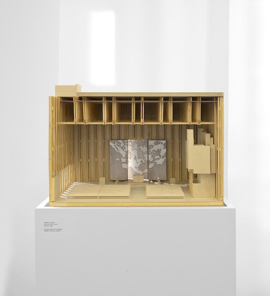 Ausstellungsansicht, Lichtzauber und Materialität, 2014