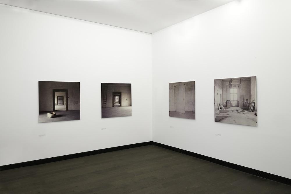 Ausstellungsansicht, Nicole Ahland, Licht | Raum, 2014
