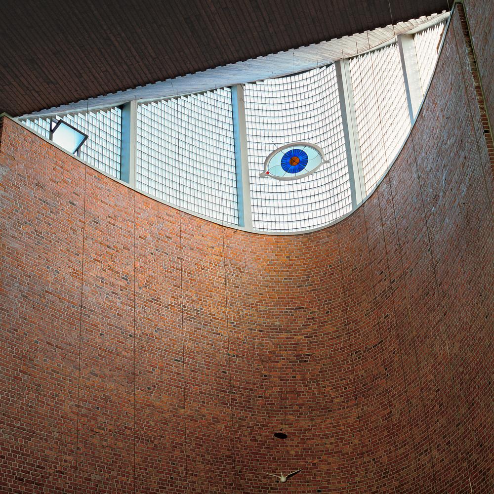 Ausstellungsansicht, Rudolf Schwarz, Bottrop, 2011