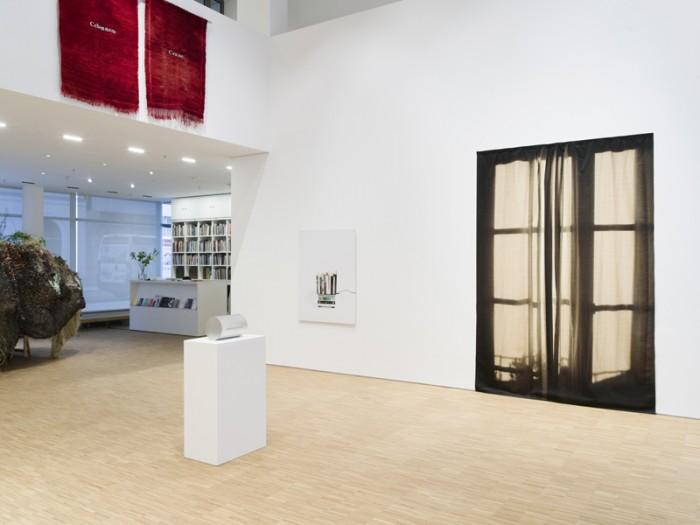 Ausstellungsansicht, In Ewigkeit, Galerie der DG, 2016, Foto: Gerald von Foris