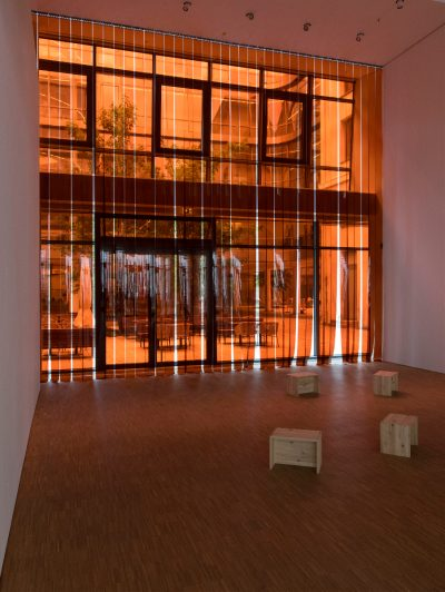 Ausstellungsansicht, Galerie der DG, 2018, Foto: Gerald von Foris