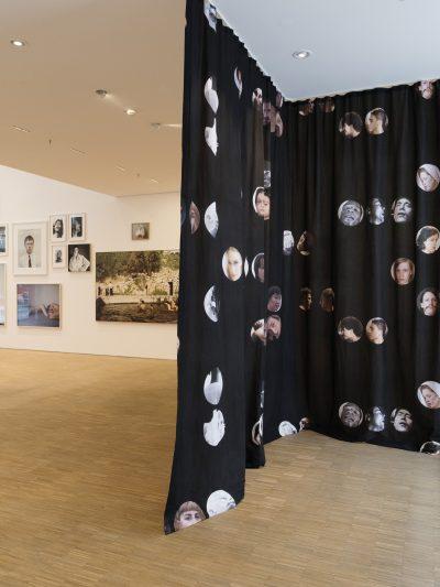 Ausstellungsansicht, 'Paradise Lost #gender shift', DG Kunstraum, 2021, Foto: Gerald von Foris, München