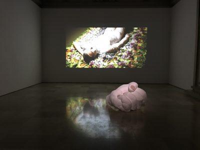Ausstellungsansicht, 'Paradise Lost #gender shift' mit Arbeiten von Susanne Wagner, VG Bild-Kunst, Bonn 2021, Galerie der Künstler, 2021, Foto: DG